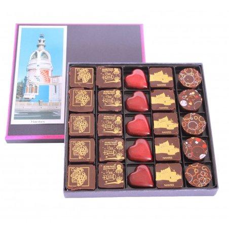 Maison Castelanne - Coffret Spécialités Nantaises - 220 g - Chocolat