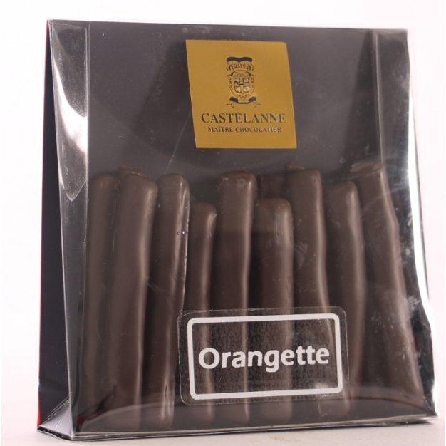 Maison Castelanne - Orangette - Chocolat