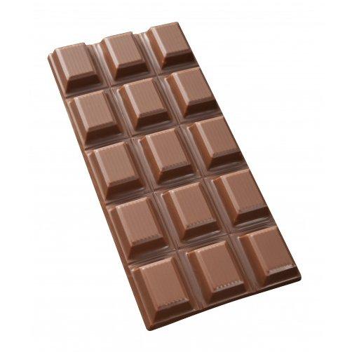 Maison Castelanne - Tablette Chocolat Au Lait, Fourrée Caramel Et Fleur De Sel - 150 g - Chocolat