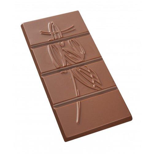 Maison Castelanne - Tablette Chocolat Au Lait, Opus 38 % - 85 g - Chocolat