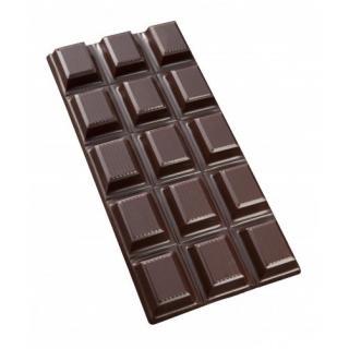 Maison Castelanne - Tablette Chocolat Noir, Fourée Caramel Et Fleur De Sel - 110 g - Chocolat