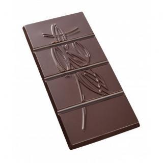 Maison Castelanne - Tablette Chocolat Noir : LAGO - 85 g - Chocolat