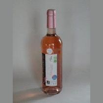 """Domaine Chaluleau Pons - Pur """"Syrah"""" IGP des Côtes Catalanes - rosé BIO - 2017 - Bouteille - 0.75L"""
