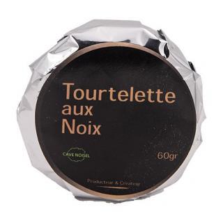 Cave Noisel - Tourtelette aux noix - 60g - Tourte