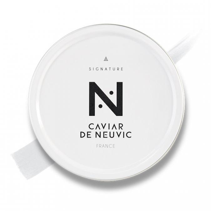 Caviar De Neuvic - Caviar Baeri Signature 30 gr - Caviar