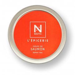 Caviar De Neuvic - Oeufs De Saumon 50 G - Oeuf de poisson
