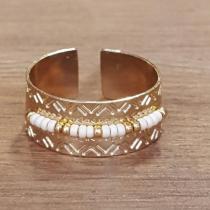 C'cédille - Bague Icate Gold Light - Bague - Plaqué Or