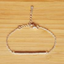 C'cédille - Bracelet Ola Argent - Bracelet - argent