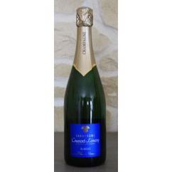 CHAMPAGNE COUVENT LEMERY - Cuvée Brut Classic - Champagne - N/A - Bouteille - 0.75L