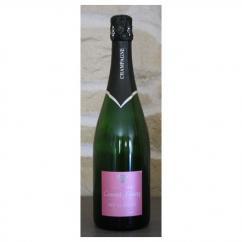 CHAMPAGNE COUVENT LEMERY - Le Rosé de Saignée - Champagne - N/A - Bouteille - 0.75L