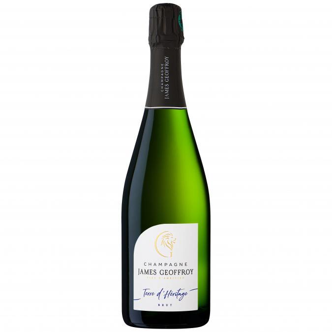 Champagne James Geoffroy - Terre d'Héritage Brut - Champagne - N/A - Bouteille - 0.75L