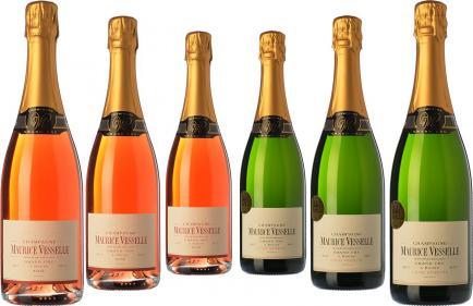 Champagne Maurice Vesselle - Venez découvrir notre Champagne Grand Cru !