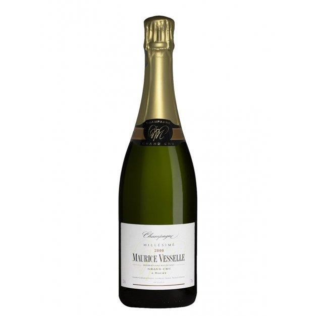 Champagne Maurice Vesselle - Brut Millésime 2000 - Champagne - 2000 - Bouteille - 0.75L