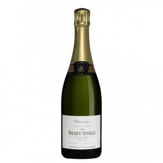 Champagne Maurice Vesselle - Brut Millésime 2004 - Champagne - 2004 - Bouteille - 0.75L
