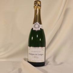 Champagne Philippe de Langoz - Champagne Philippe de LANGOZ Brut Sélection - N/A - Bouteille - 0.75L