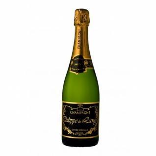 Champagne Philippe de Langoz - Champagne Philippe de Langoz- Cuvée Spéciale -Blancs de blancs - N/A - Bouteille - 0.75L