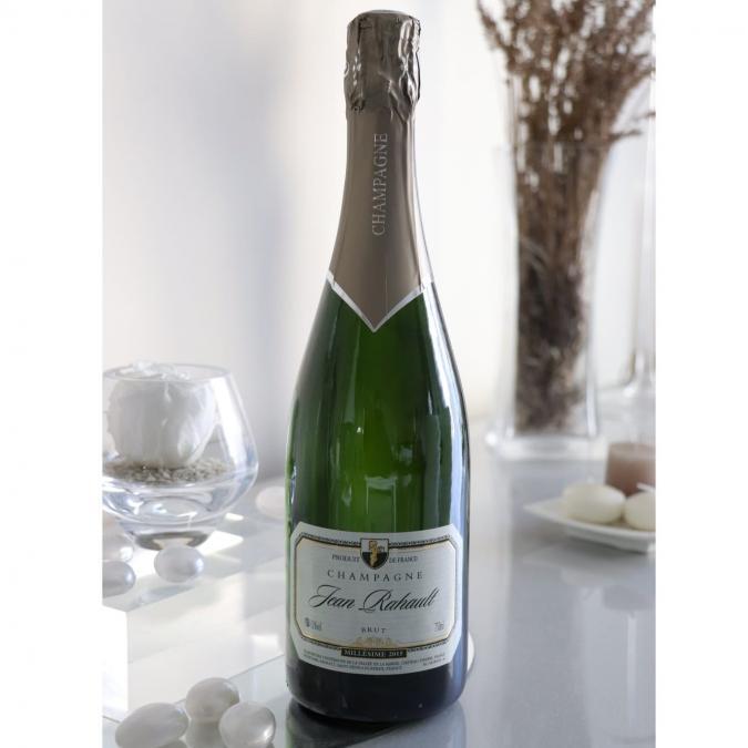 Champagne Rahault - Millésime - 2015 - Bouteille - 0.75L