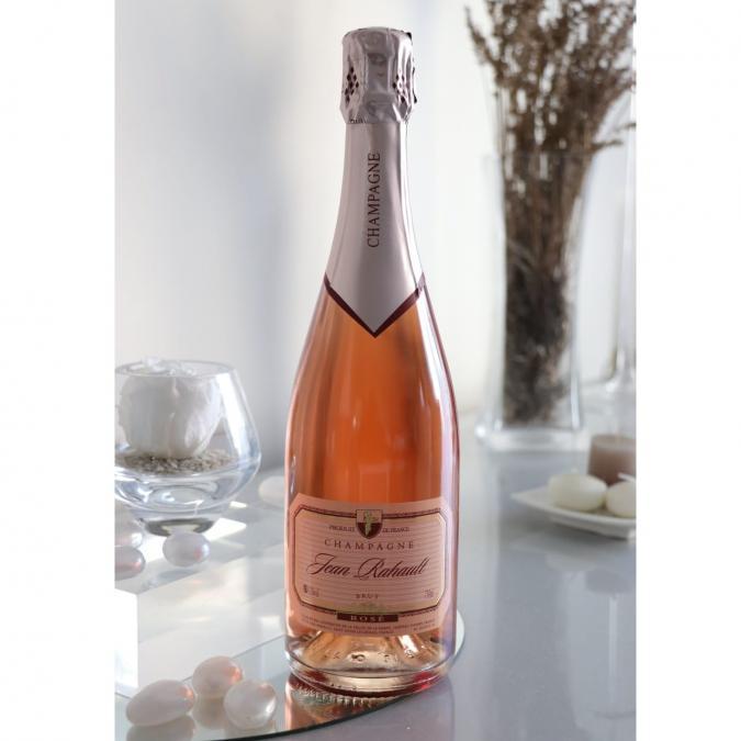 Champagne Rahault - Rosé - N/A - Bouteille - 0.75L