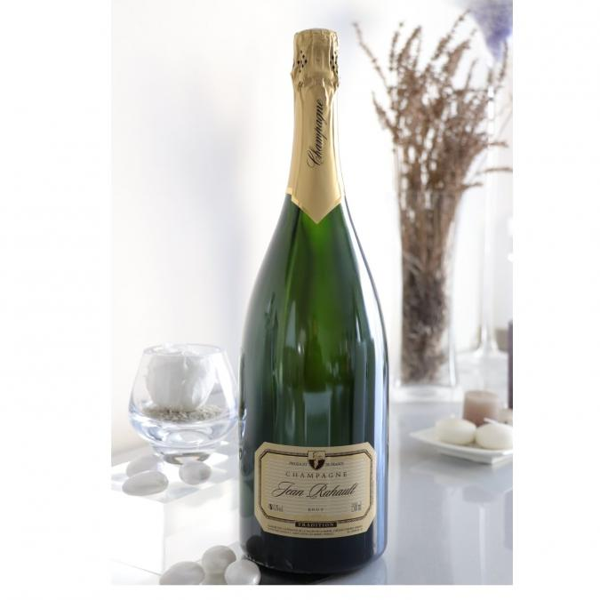 Champagne Rahault - Tradition - N/A - Jéroboam - 3L