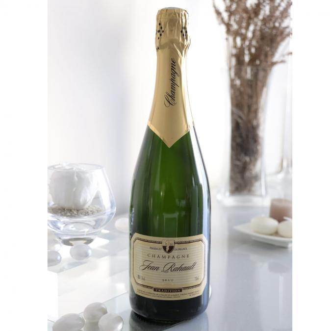 Champagne Rahault - Tradition - N/A - Bouteille - 0.75L