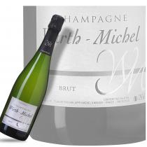 CHAMPAGNE WIRTH-MICHEL - CHAMPAGNE TRADITION BRUT - 2013 - Bouteille - 0.75L