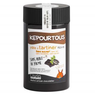 Charles Chocolartisan - Kepourtous 280g - Pâte à tartiner - 0.320