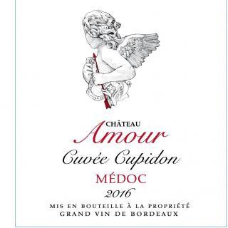 Château Amour - Château Amour cuvée Cupidon - 2016 - Bouteille - 0.75L