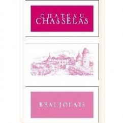 Château Chasselas - BEAUJOLAIS rouge - 2003 - Bouteille - 0.75L
