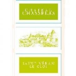 Château Chasselas - SAINT VERAN Le Clos 2007 - 2007 - Bouteille - 0.75L