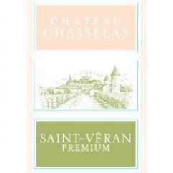 Château Chasselas - SAINT VERAN Premium 2006 - 2006 - Bouteille - 0.75L