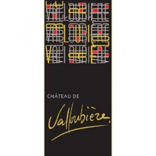 Château de Valloubière - Rouge 1 IGP Mont Baudille - N/A - Bouteille - 0.75L