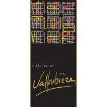 Château de Valloubière - Rouge 2 AOP Terrasses Du Larzac - N/A - Bouteille - 0.75L