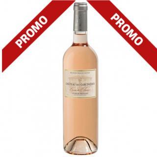 Château des Garcinières - Rosé 2019 - Cuvée du Prieuré - PROMO - 2019 - Bouteille - 0.75L