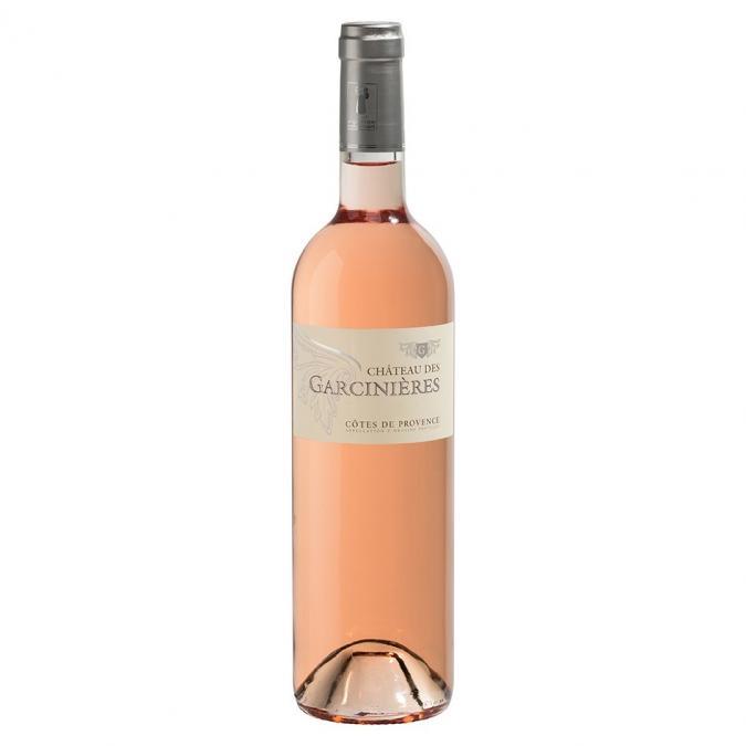 Château des Garcinières - Rosé 2019 - Cuvée Traditionnelle - 2019 - Bouteille - 0.75L