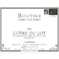 Château Lacapelle Cabanac - BOUTIER - 2014 - Bouteille - 0.75L