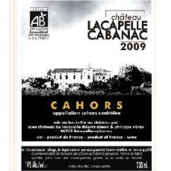 Château Lacapelle Cabanac - Château Lacapelle Cabanac - 2009 - Bouteille - 0.75L