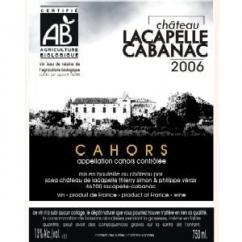 Château Lacapelle Cabanac - Château Lacapelle Cabanac Tradition - 2006 - Bouteille - 0.75L