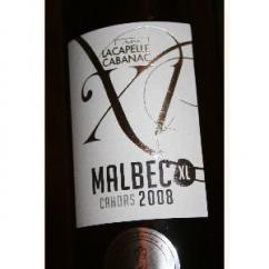 Château Lacapelle Cabanac - malbec XL - 2008 - Bouteille - 0.75L