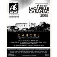 Château Lacapelle Cabanac - Tradition - 2005 - Bouteille - 0.75L
