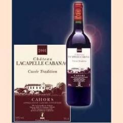 Château Lacapelle Cabanac - Tradition - 2004 - Bouteille - 0.75L