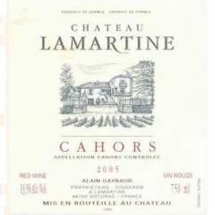 Château Lamartine - Chateau Lamartine - 2006 - Bouteille - 0.75L