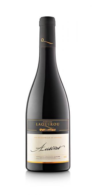 Château Laquirou - Ausines - rouge - 2016 - Bouteille - 0.75L