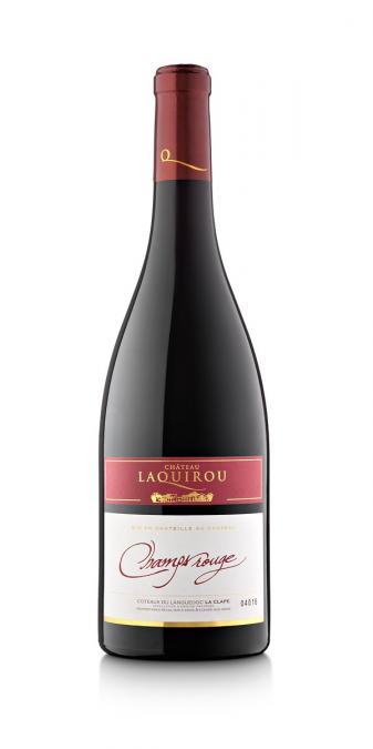 Château Laquirou - Champs Rouge - rouge - 2017 - Bouteille - 0.75L