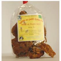 Chaudron des Fées - Sablés miel et Fruits Secs - Biscuit