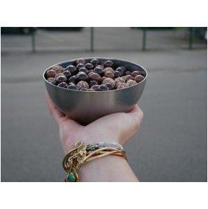 CHICHE - 3 SACHETS POIS CHICHES GRILLÉS – CHOCOLAT LAIT & COCO - pois chiche