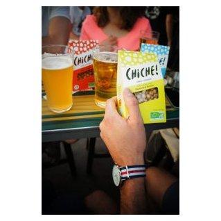CHICHE - POIS CHICHES GRILLÉS – PACK MOUTARDE & ROMARIN (3X90G) - Apéritif et biscuits salés - 0.270