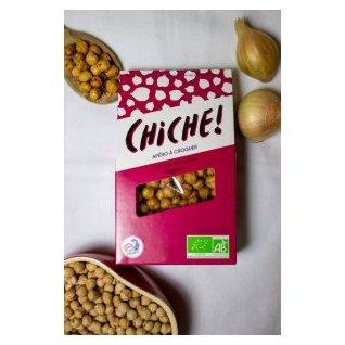 CHICHE - POIS CHICHES GRILLÉS – PACK OIGNON (3X90G) - Apéritif et biscuits salés - 0.270