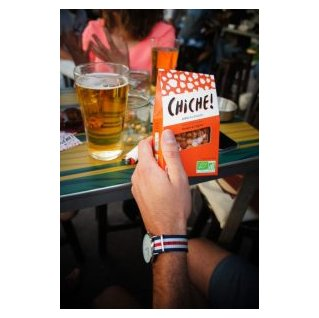 CHICHE - POIS CHICHES GRILLÉS – PACK PIMENT (3X90G) - Apéritif et biscuits salés - 0.270