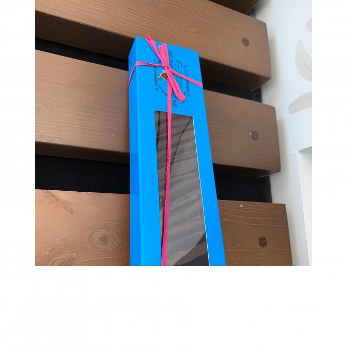 Chocolats d'Abi et Lisa - Coffret Orangettes 270g - Chocolat