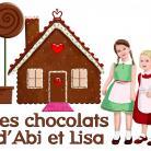 Chocolats d'Abi et Lisa - Nous sommes une petite chocolaterie artisanale et familiale, qui propose ses propres spécialités.